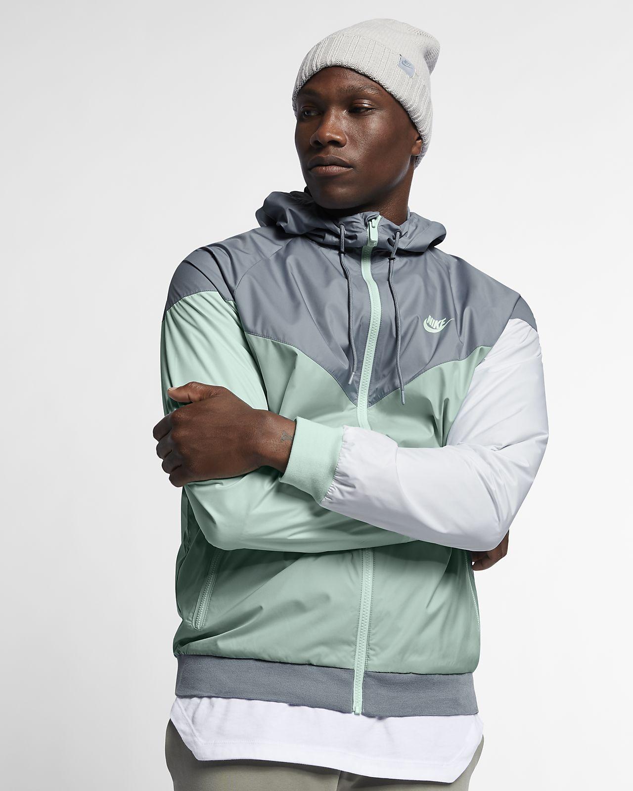 Nike Black Air Windrunner Junior for men