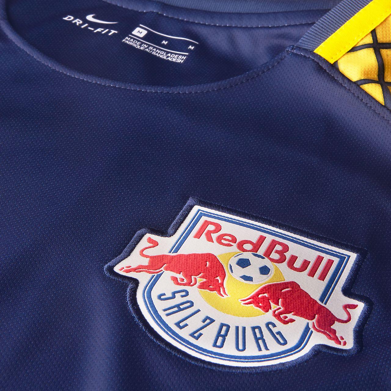 fd81815605d09 Yükle (1280x1280)Nike lança as novas camisas do Red Bull Salzburg - Show de  CamisasO uniforme reserva segue o mesmo padrão que o titular