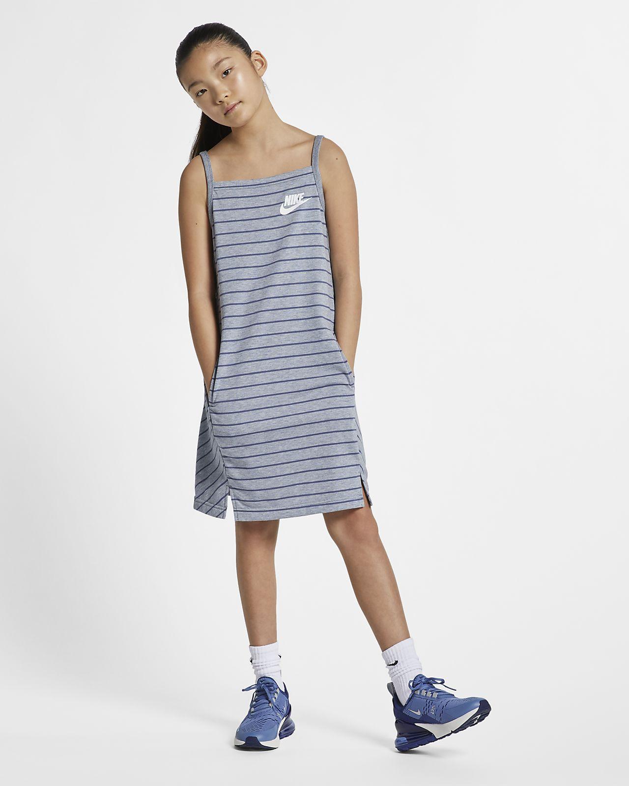 Платье для девочек школьного возраста Nike Sportswear