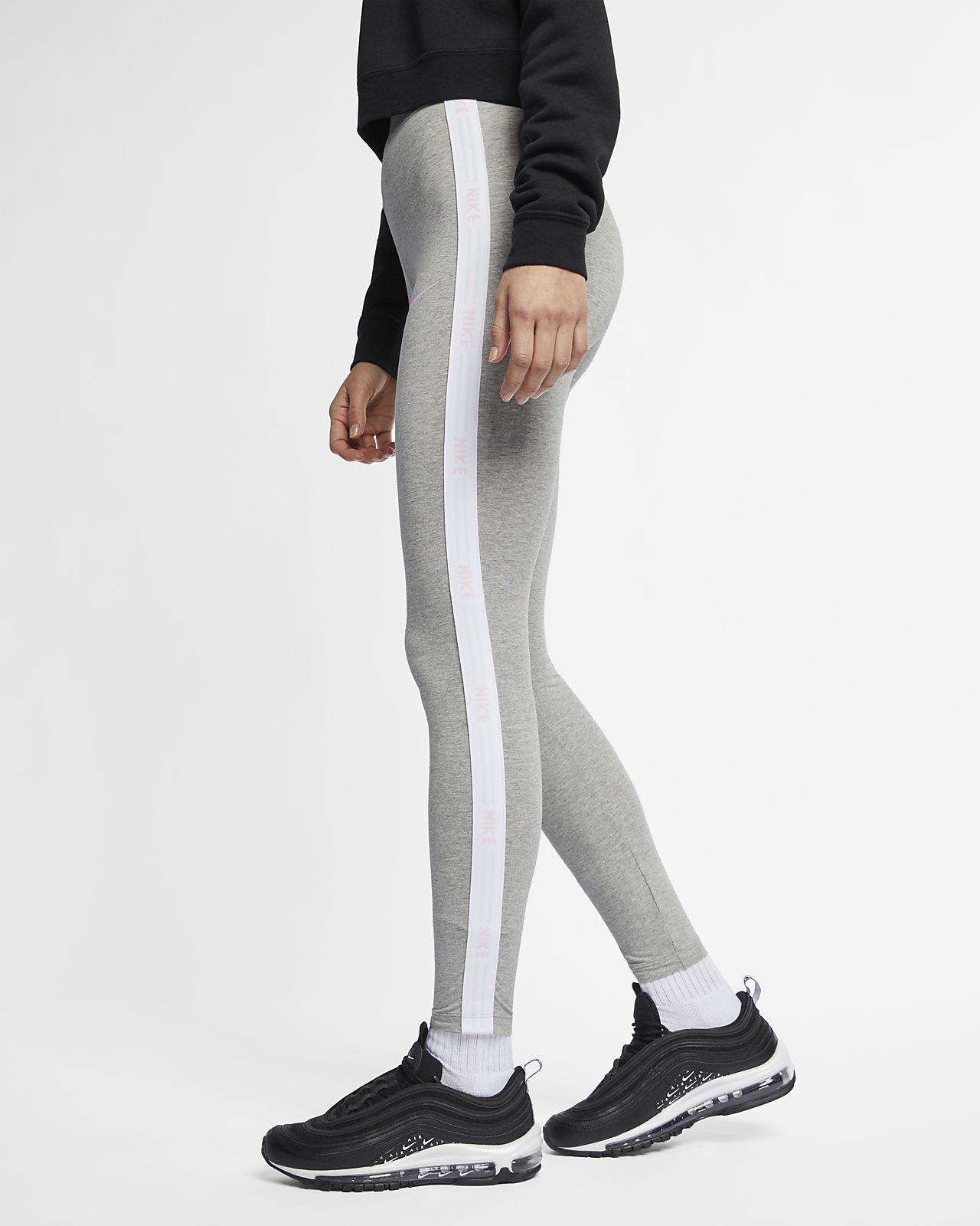 Damskie legginsy z nadrukiem Nike Sportswear