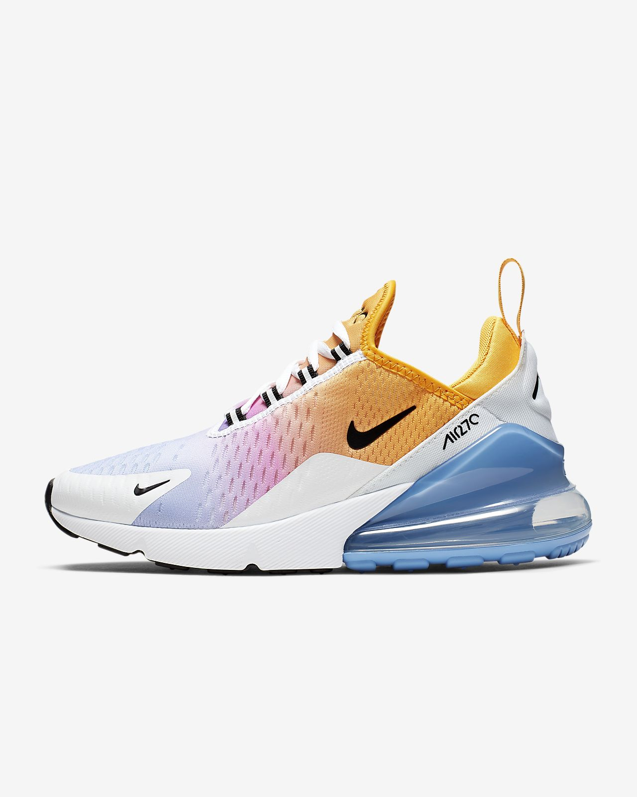 nike air max 270 dames blauw