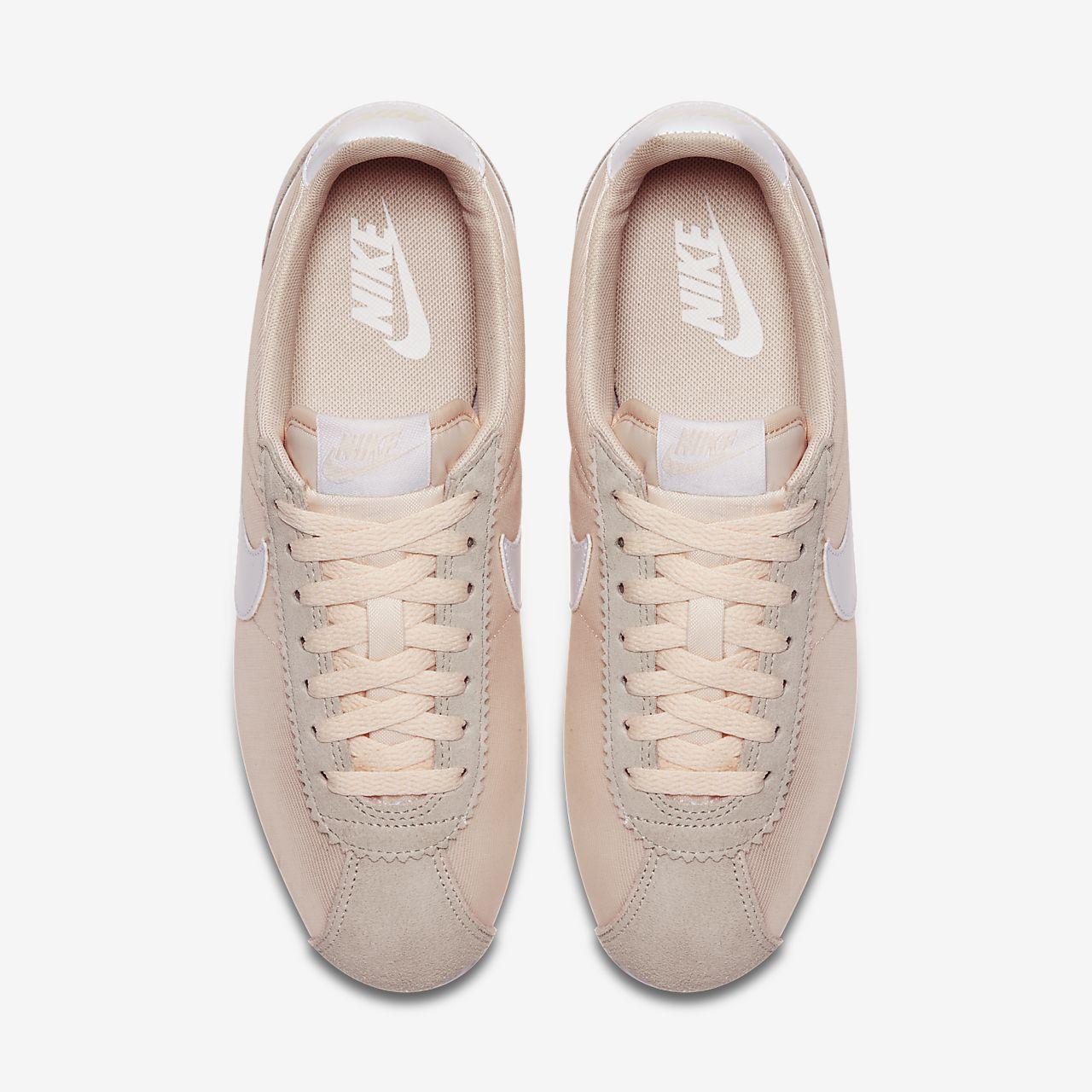 080e9d51ddeff scarpa nike classic cortez nylon guava ice bianco 749864-803
