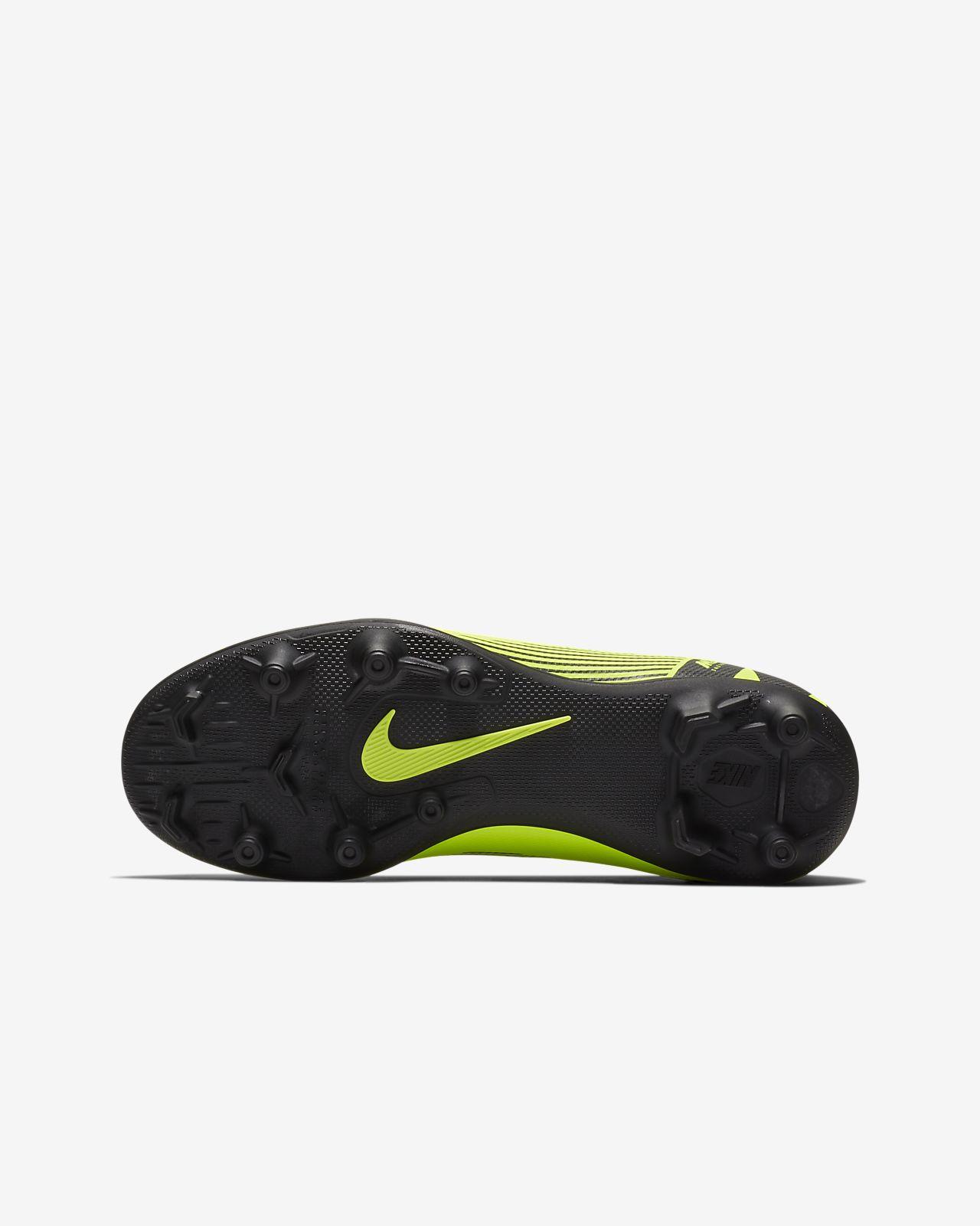 88e5f6d930f0f ... Nike Jr. Mercurial Superfly VI Club Botas de fútbol para múltiples  superficies - Niño