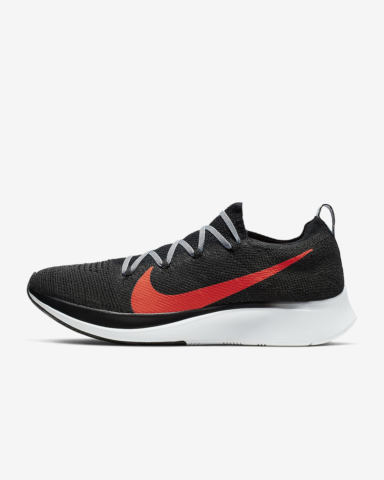 Nike Zoom Fly Flyknit Competition Running Shoes Men Creme