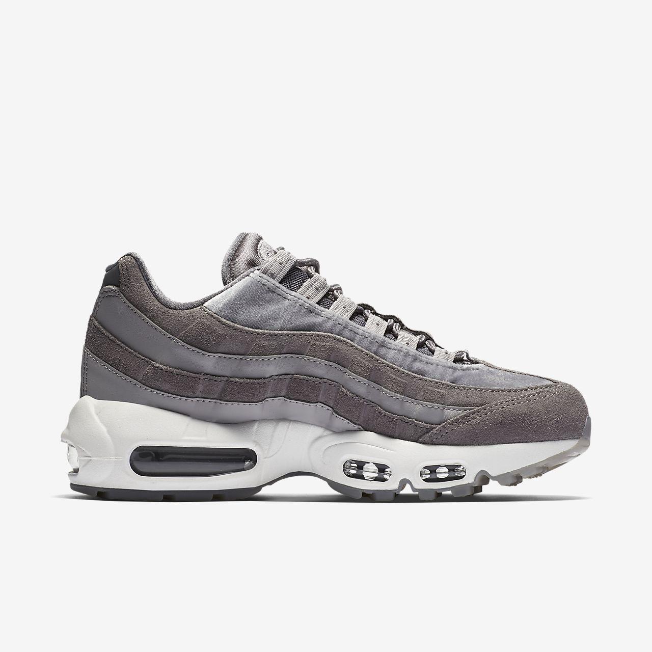nike air max 95 dames grey