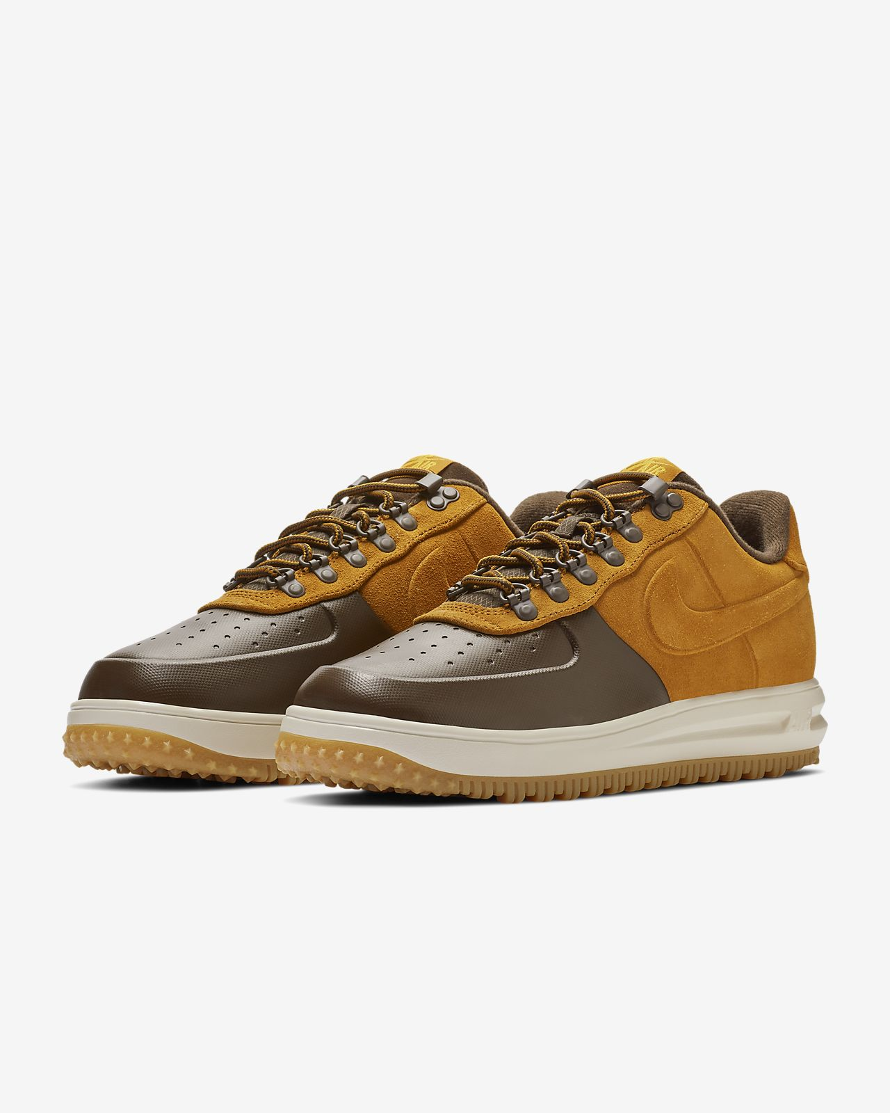 cb1c1096c187 Nike Lunar Force 1 Duckboot Low Men s Shoe. Nike.com