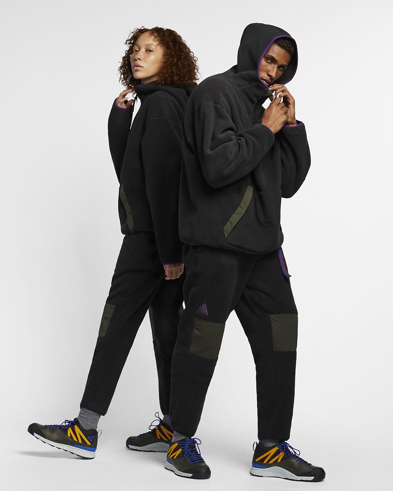 Pantalon en tissu Fleece sherpa Nike ACG