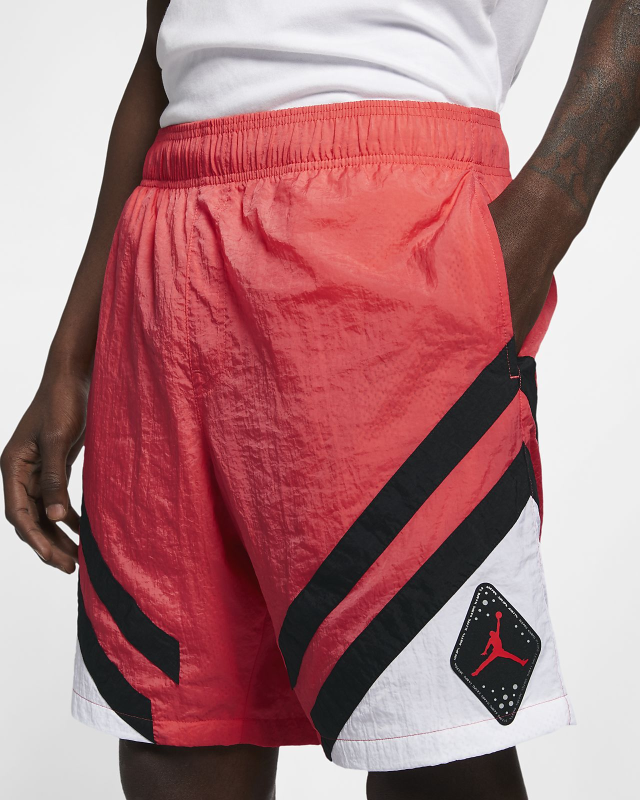 87f2bf9cf7b9 Jordan Legacy AJ 6 Men s Nylon Shorts. Nike.com GB