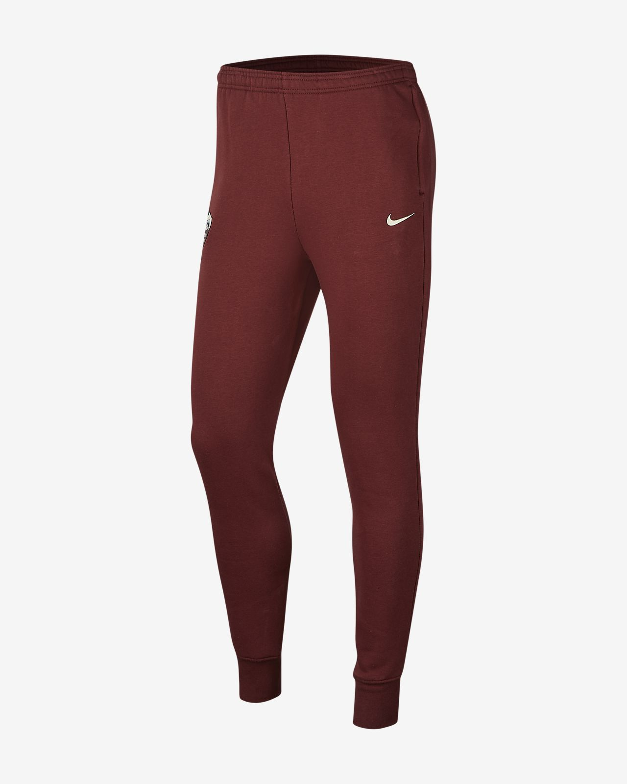 Pantalones de tejido Fleece para hombre A.S. Roma