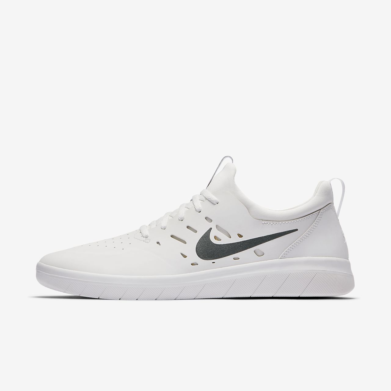 Skate Shoe. Nike SB Nyjah Free. £79.95. Summit White Lemon ... 302aea790b