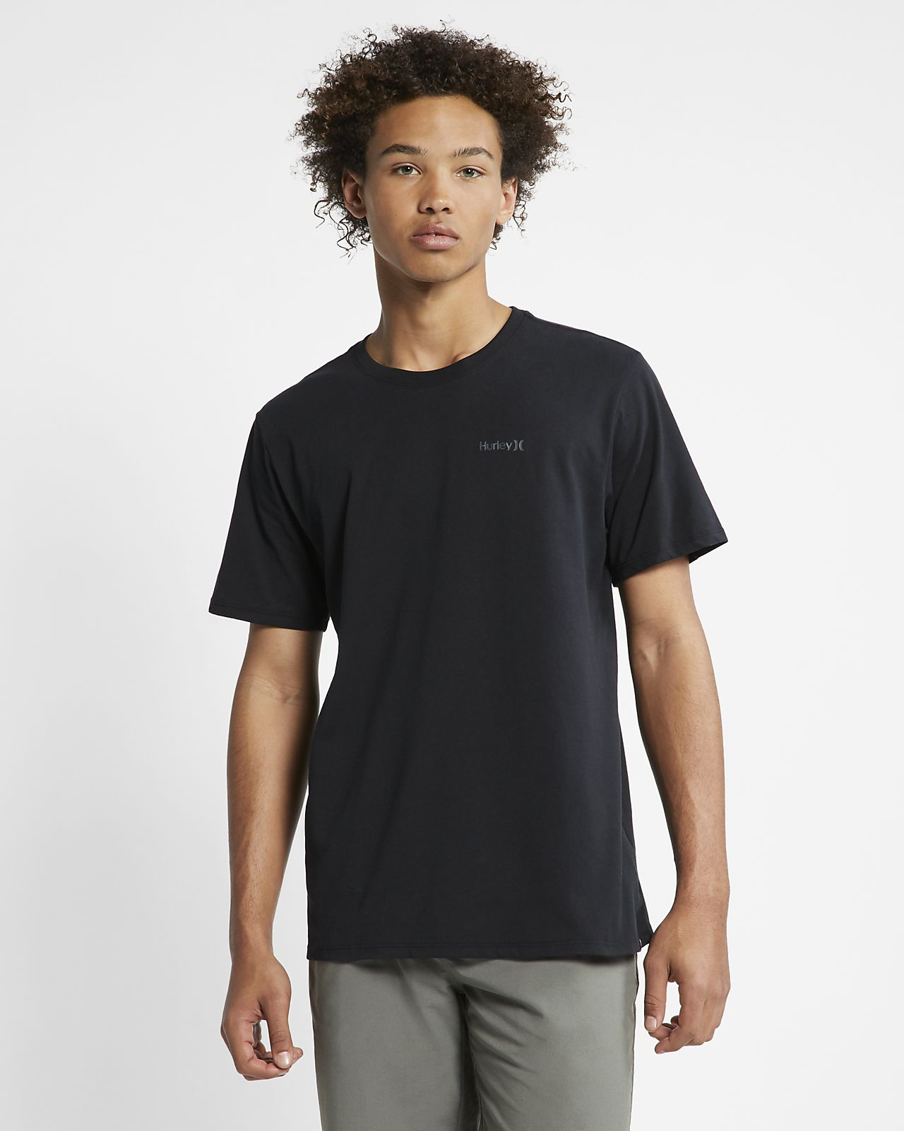 T-shirt Hurley Dri-FIT One And Only - Uomo