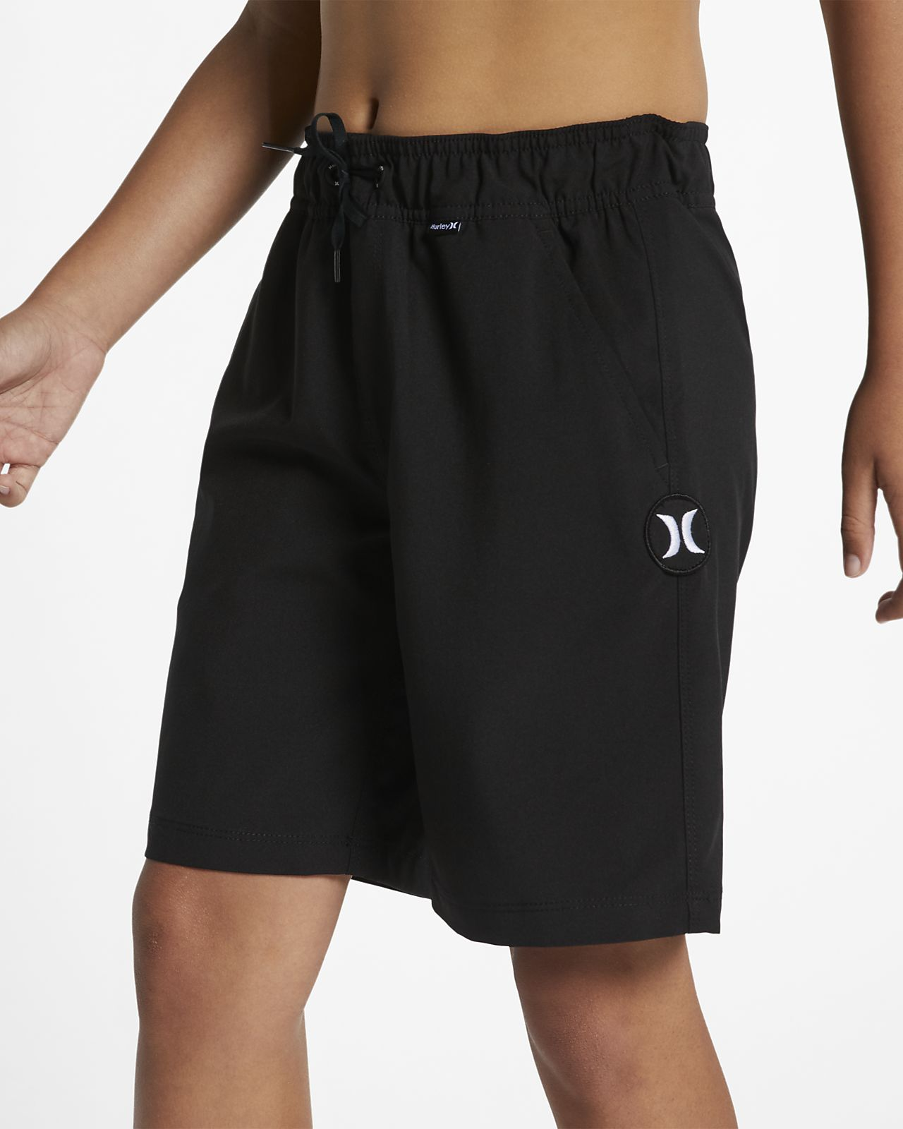 Shorts de playa de 41 cm para niño Hurley One and Only Volley