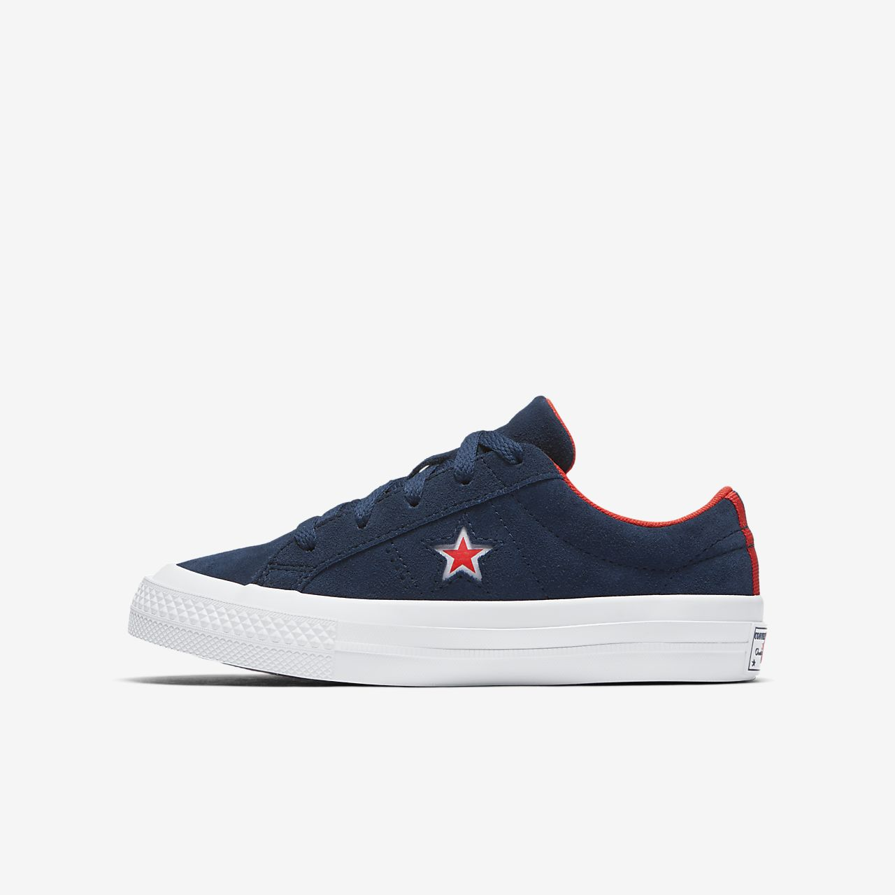 converse one star kids shoes