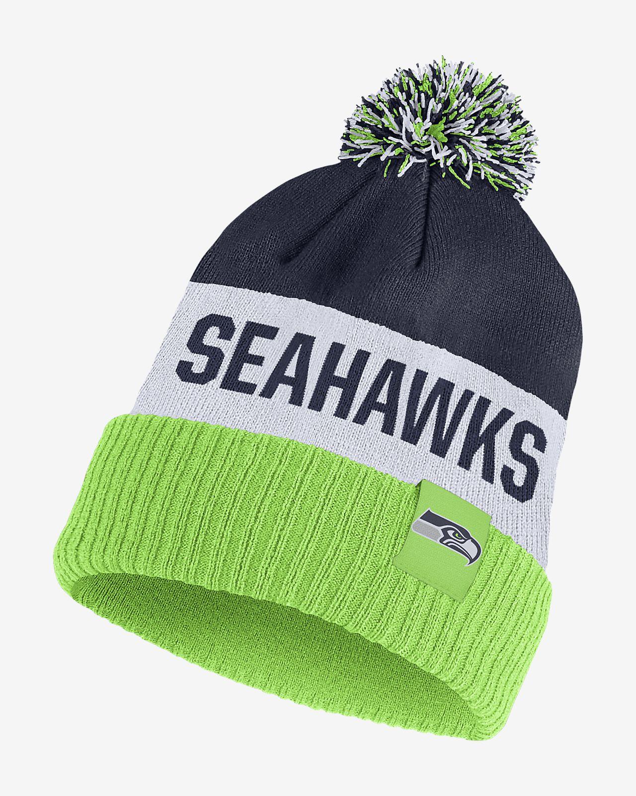 281cddfd Nike (NFL Seahawks) Beanie