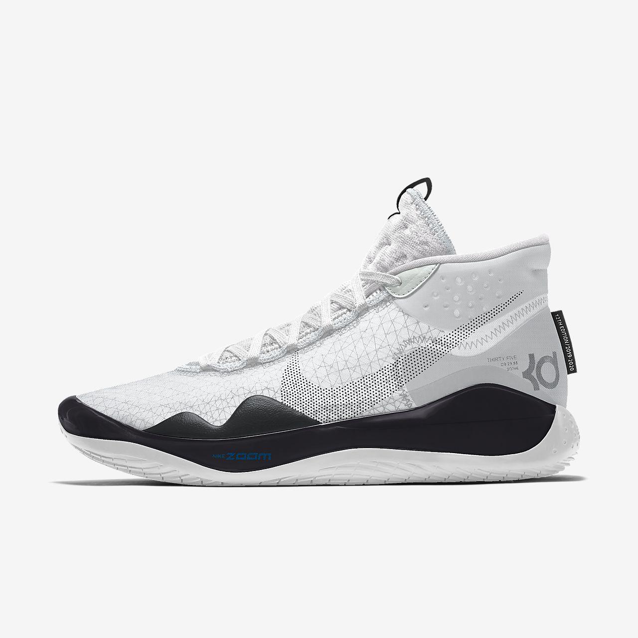 Sapatilhas de basquetebol personalizáveis Nike Zoom KD12 By You