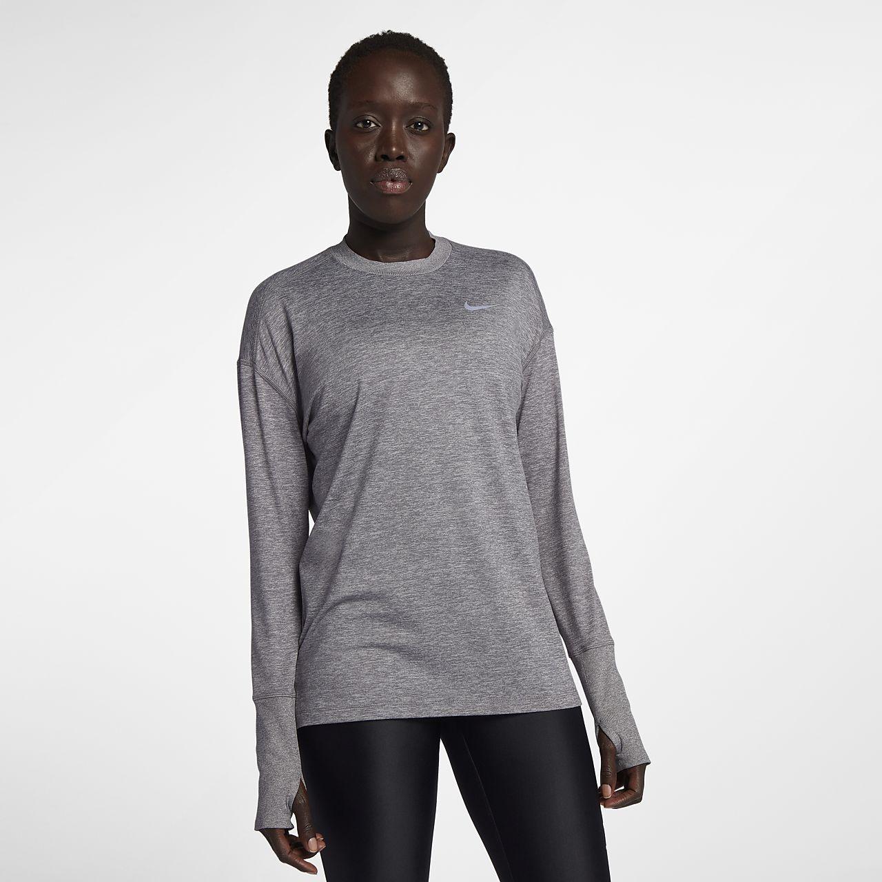 Nike-løbetop til kvinder