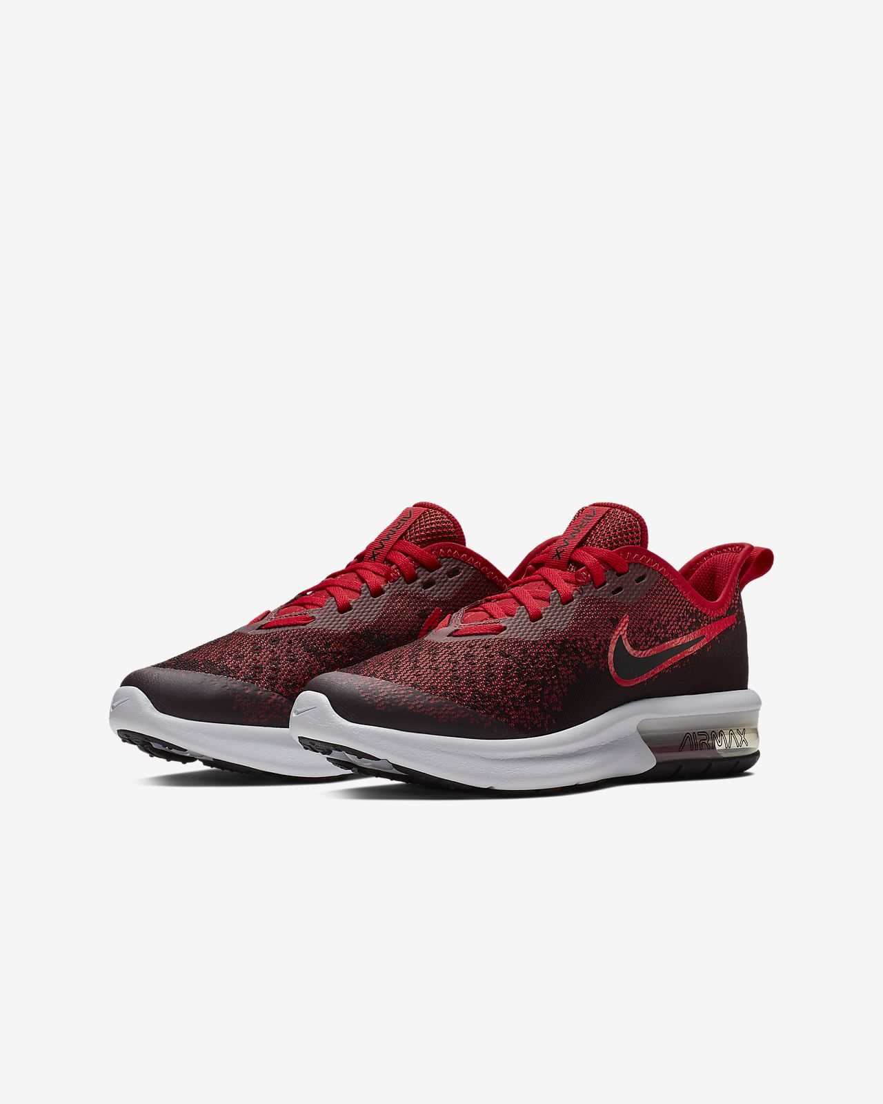 half off ee740 2e644 ... Nike Air Max Sequent 4 Older Kids  Shoe