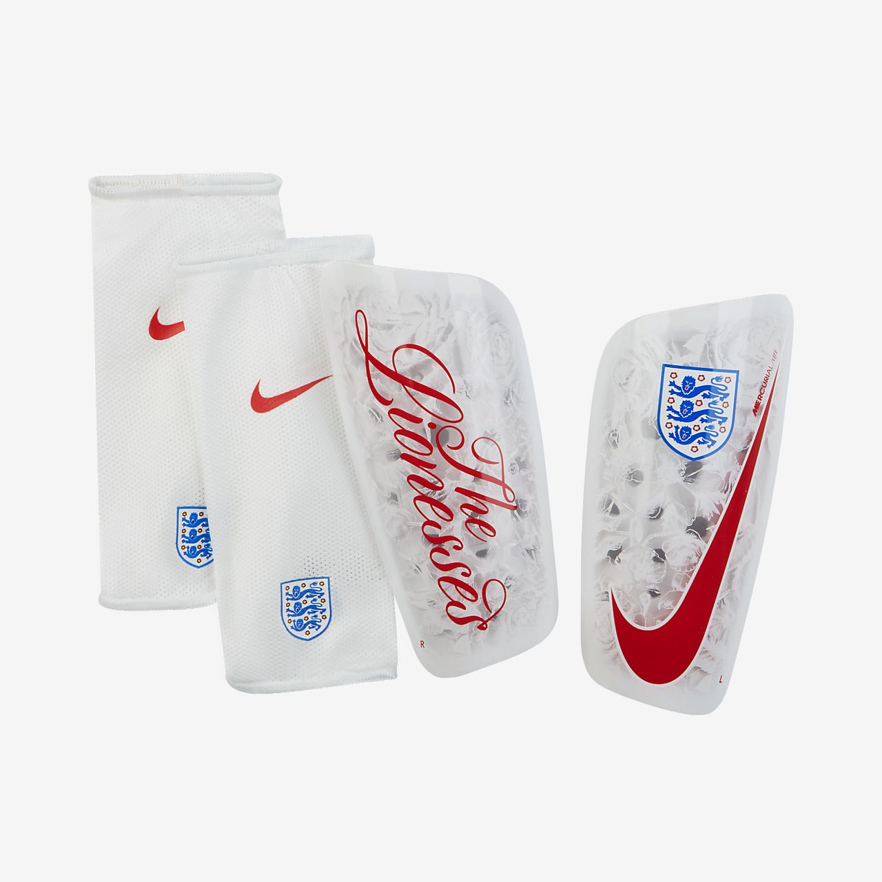 England Mercurial Lite Football Shinguards