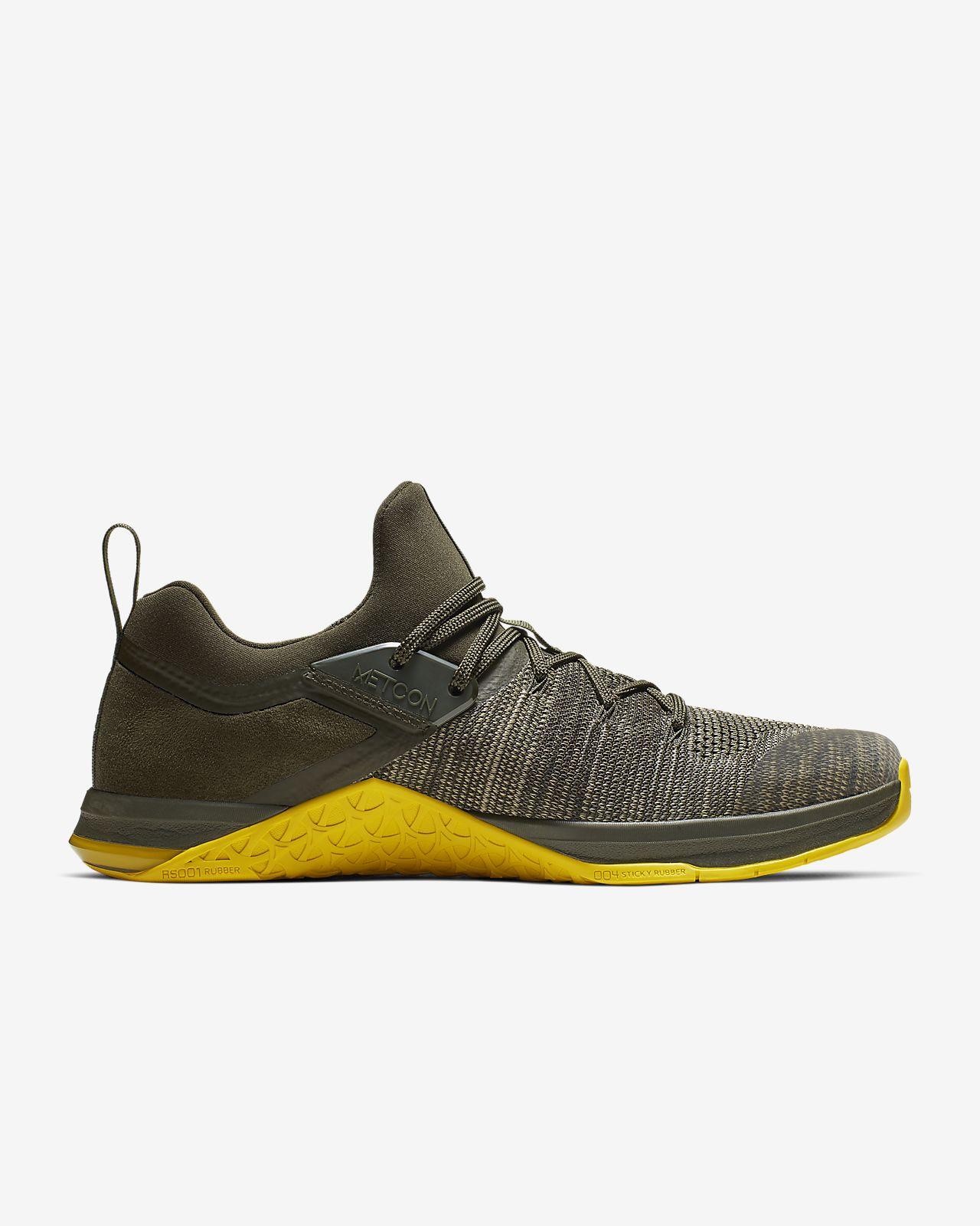 3d8a926f2a854 Nike Metcon Flyknit 3 Men's Cross-Training/Weightlifting Shoe. Nike ...