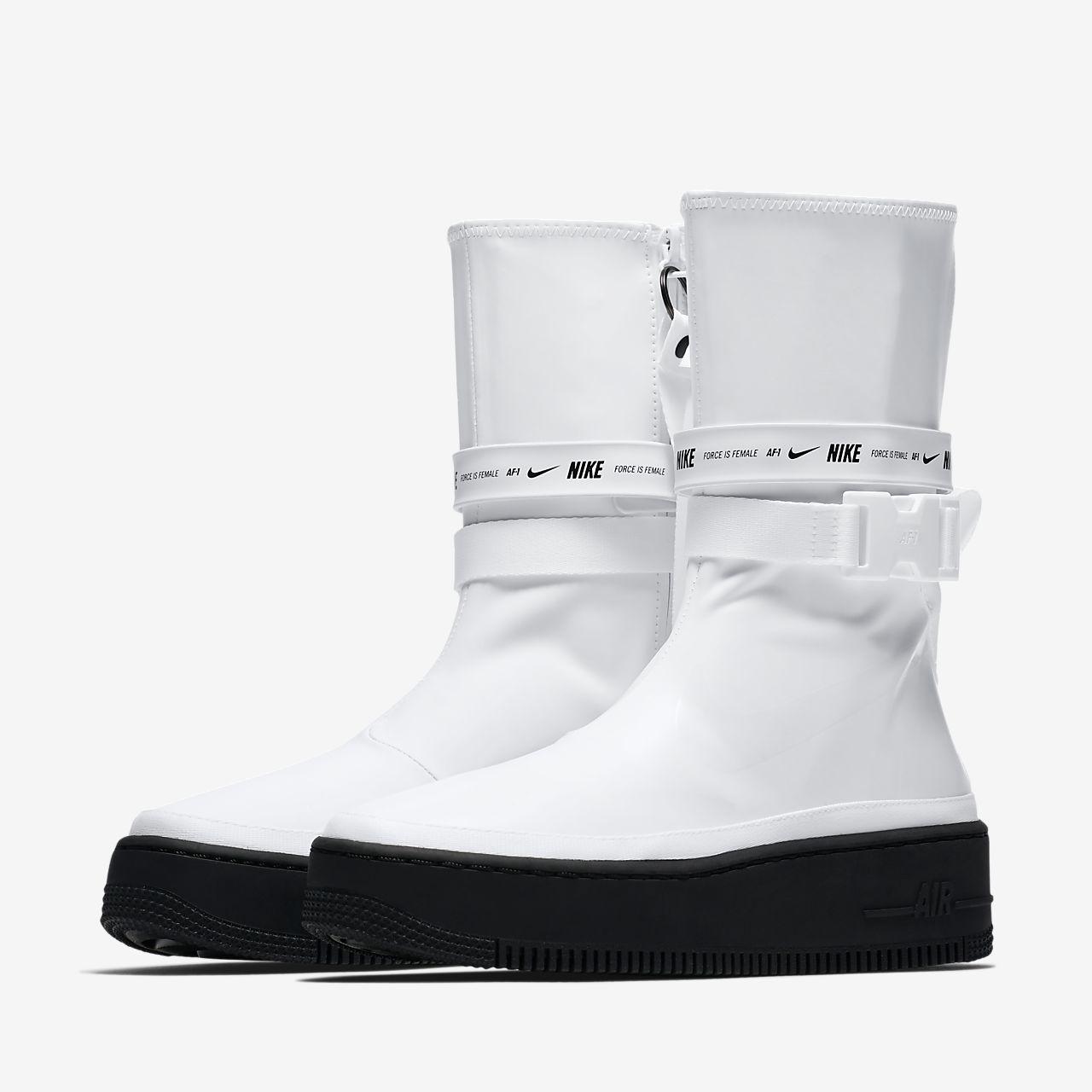 Air Shoe Ie Women's High Nike Sage 1 Force Oq1qp