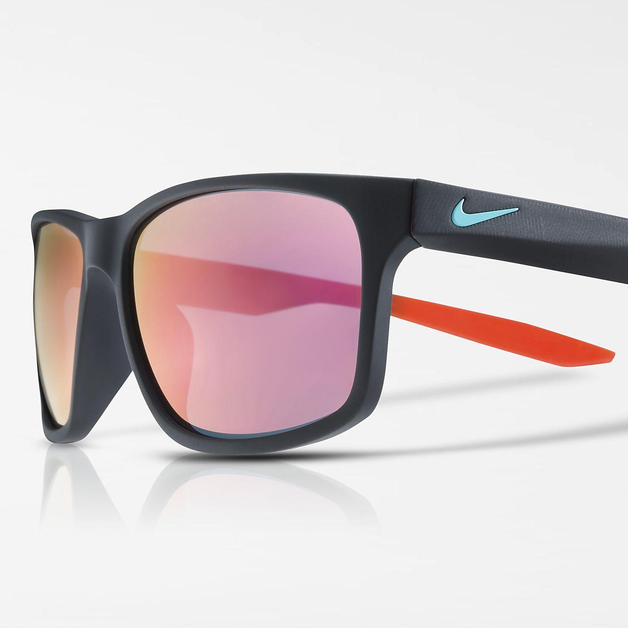 Nike Essential Venture Mirrored Sonnenbrille - Schwarz svifgpdA