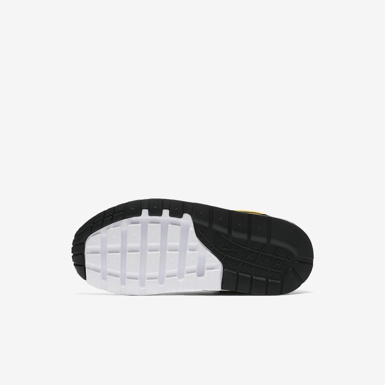 nike air max 1 little kids' shoe