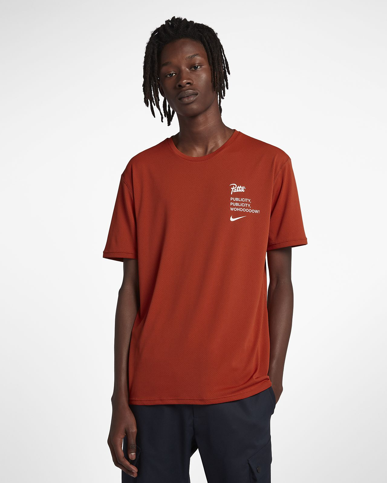 Nike x Patta Men's Short Sleeve Top