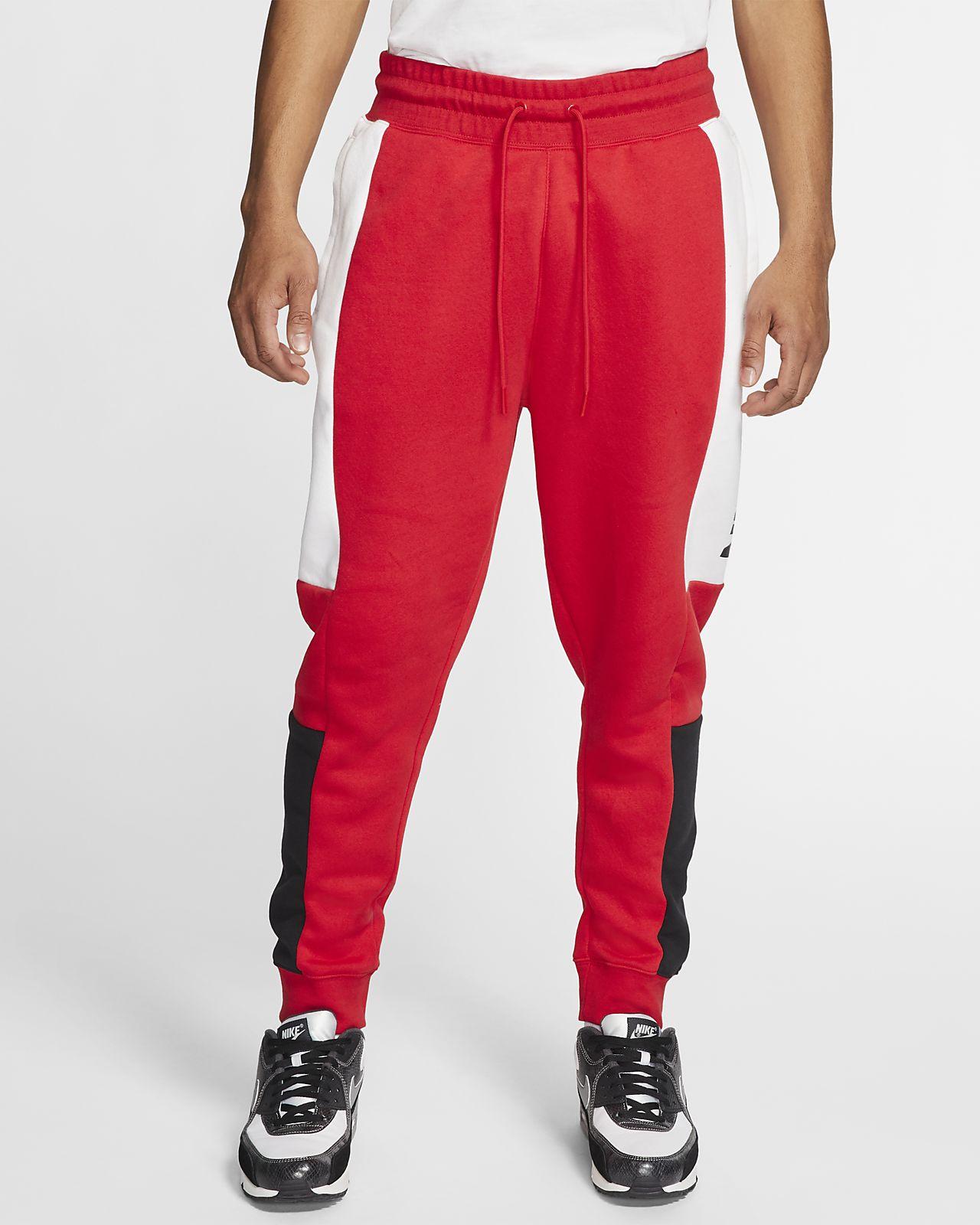 Pantalones de tejido Fleece para hombre Nike Air