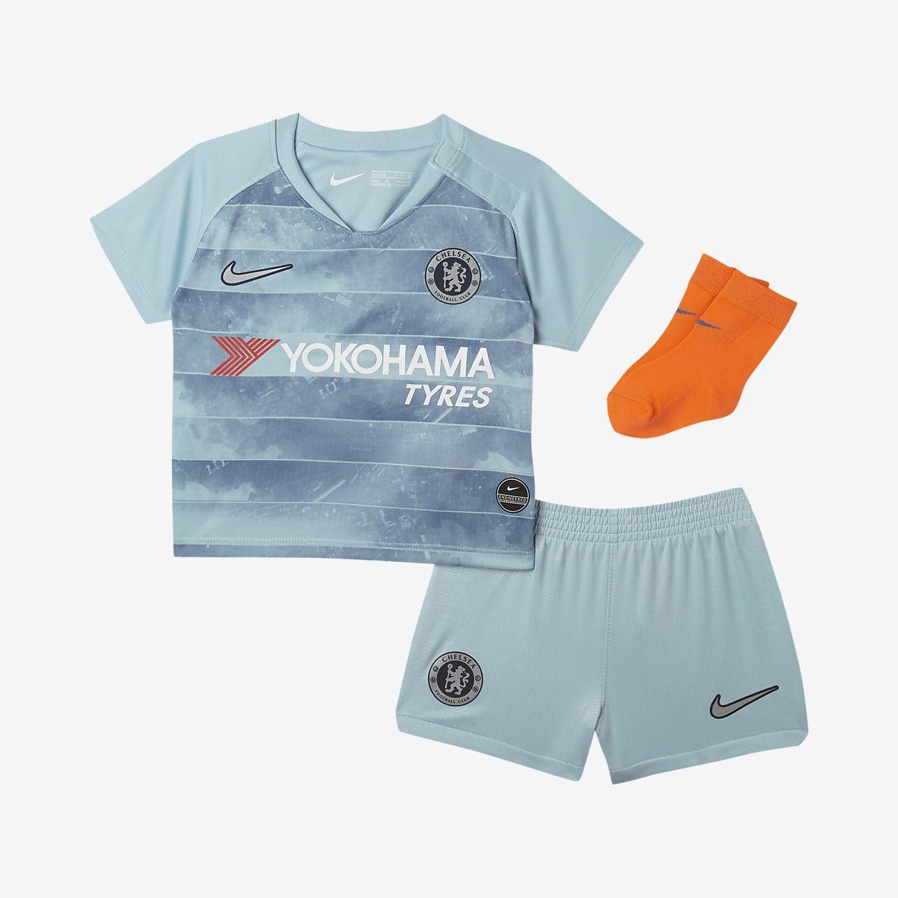Tenue de football 2018/19 Chelsea FC Stadium Third pour Bébé et Petit enfant