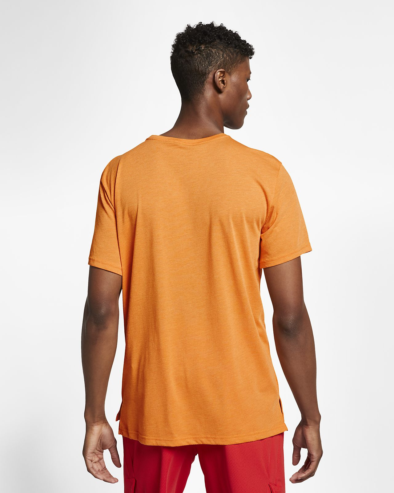 d6470f0595d96f Nike Breathe Men s Short-Sleeve Training Top. Nike.com
