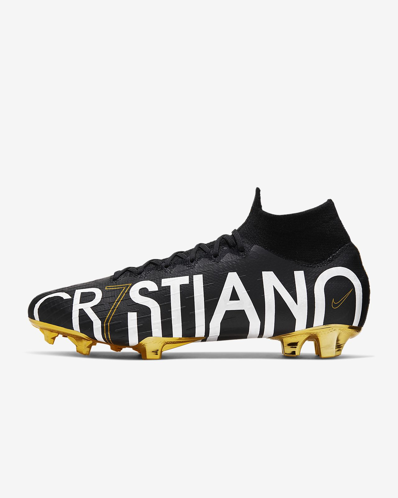 c08bba754e6 ... Nike Mercurial Superfly 6 Elite CR7 Special Edition FG Firm-Ground  Football Boot