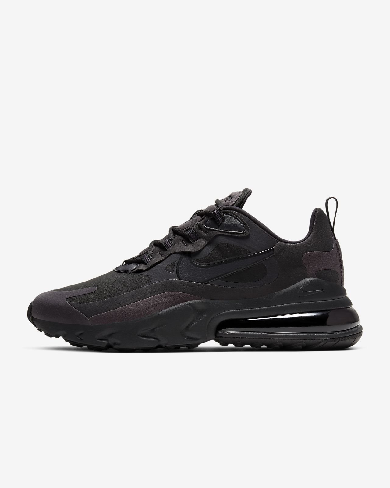 Nike Air Max 270 React blackblackwhite Sneaker (Gr. 40 47