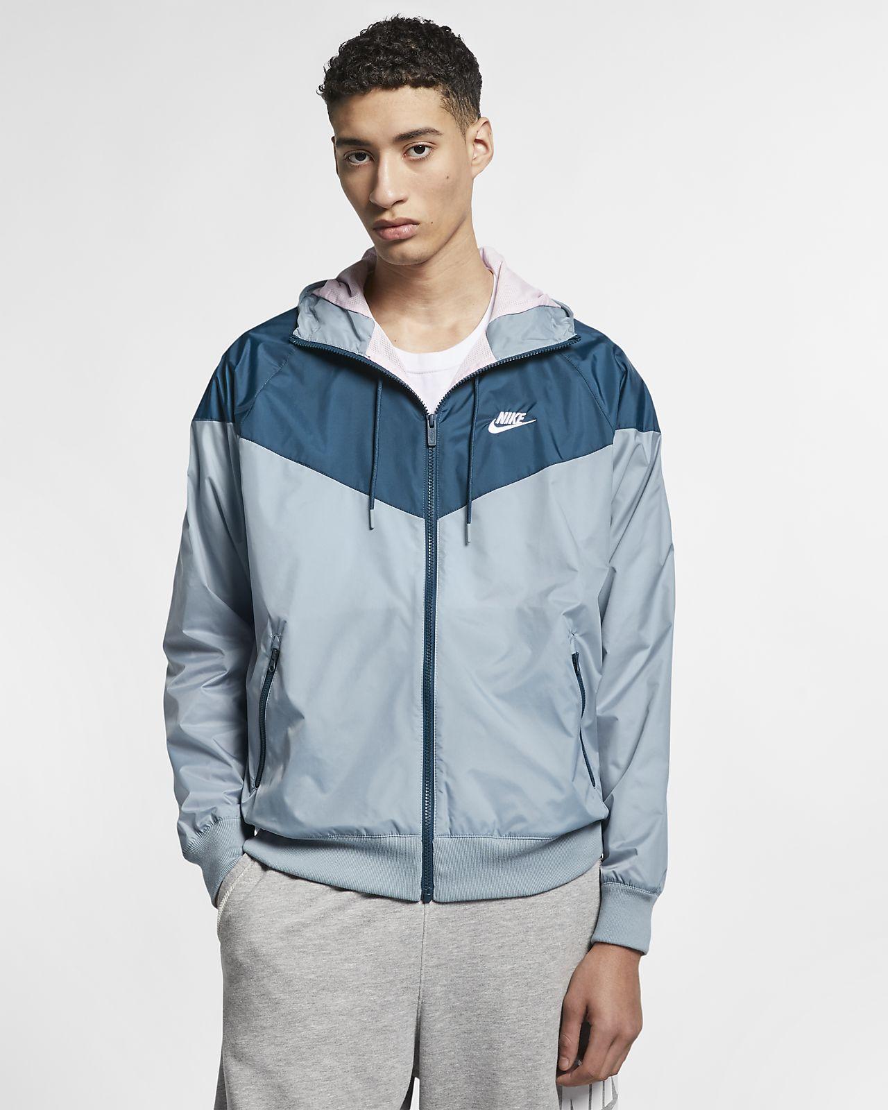 Мужская ветровка с капюшоном Nike Sportswear Windrunner
