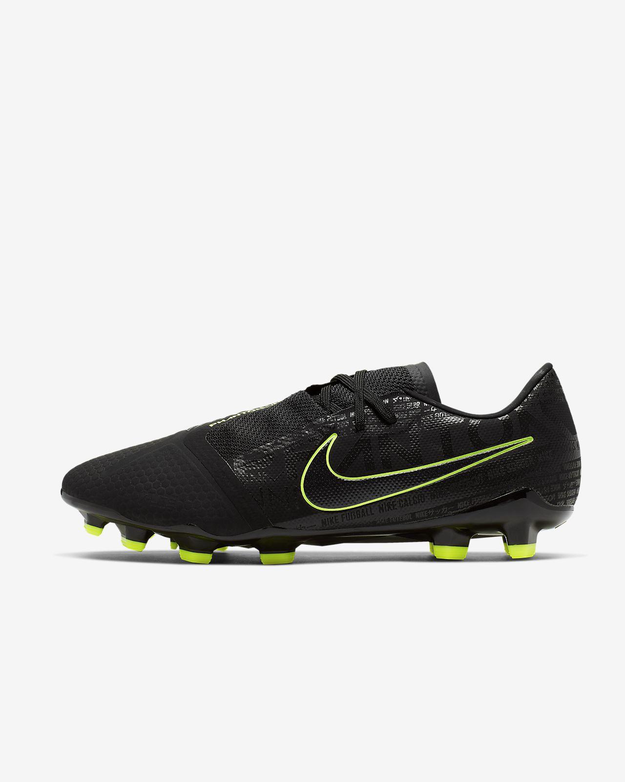 Chaussure de football à crampons pour terrain sec Nike Phantom Venom Pro FG