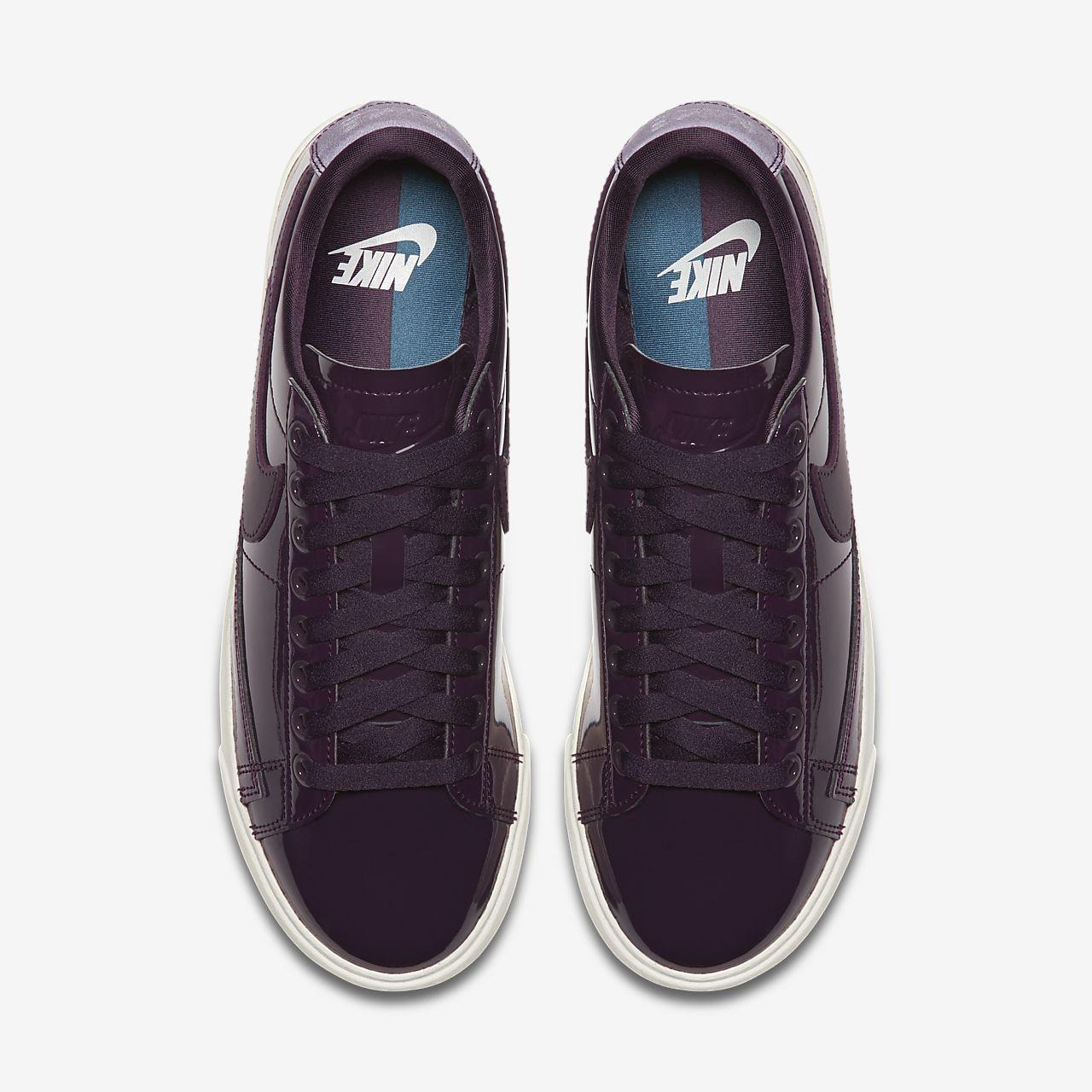 ... The Nike Blazer Premium Low QS Nocturne Women's Shoe