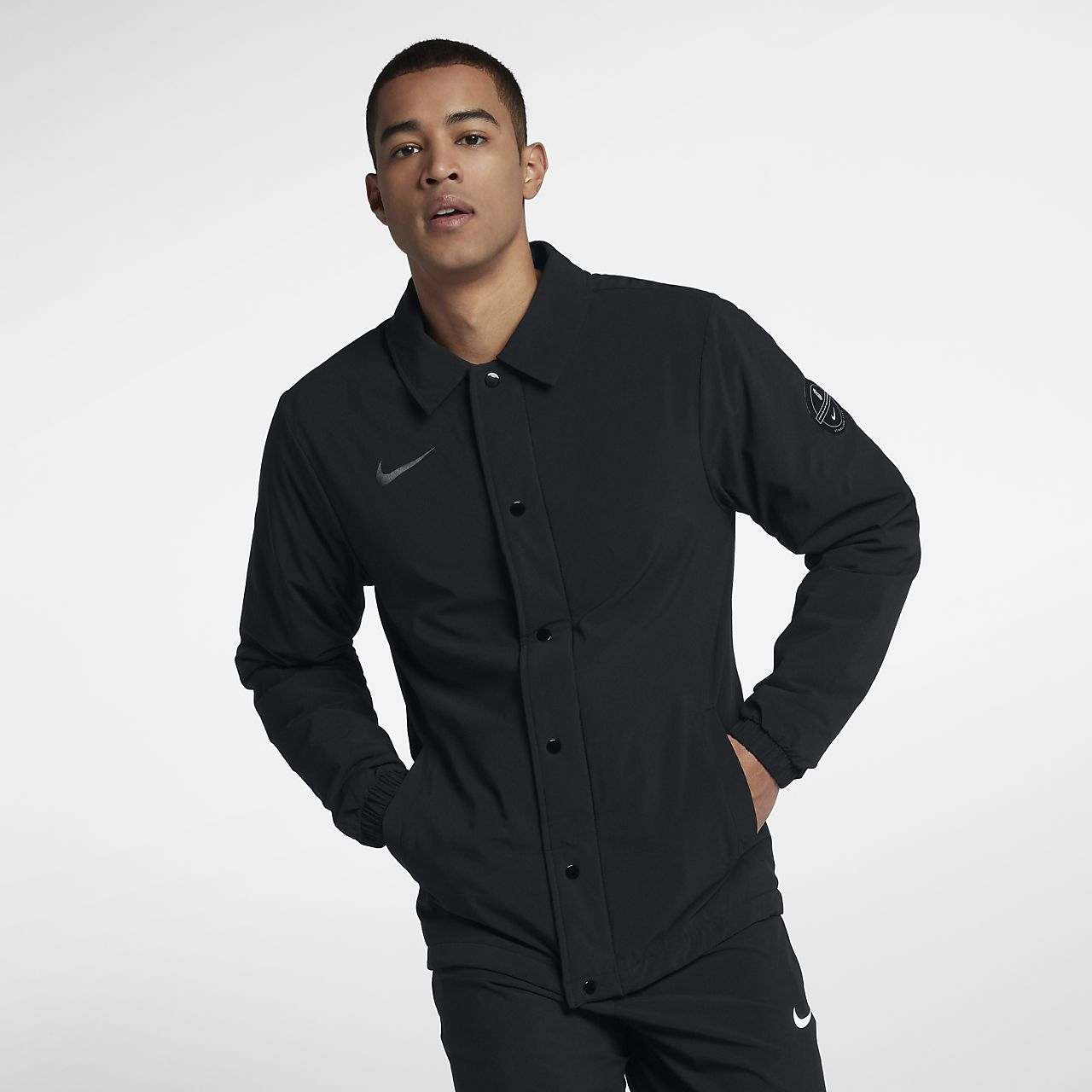 Low Resolution Nike Kyrie Men's Basketball Jacket Nike Kyrie Men's  Basketball Jacket