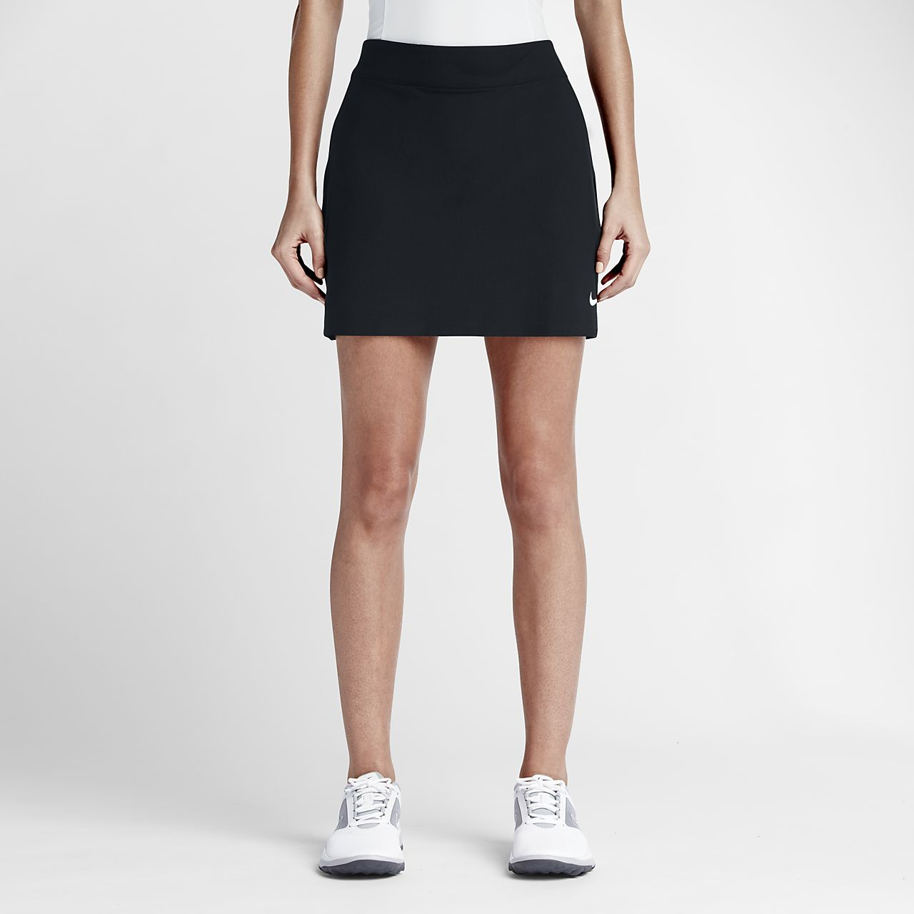 ... Nike Tournament Knit Women's Golf Skort
