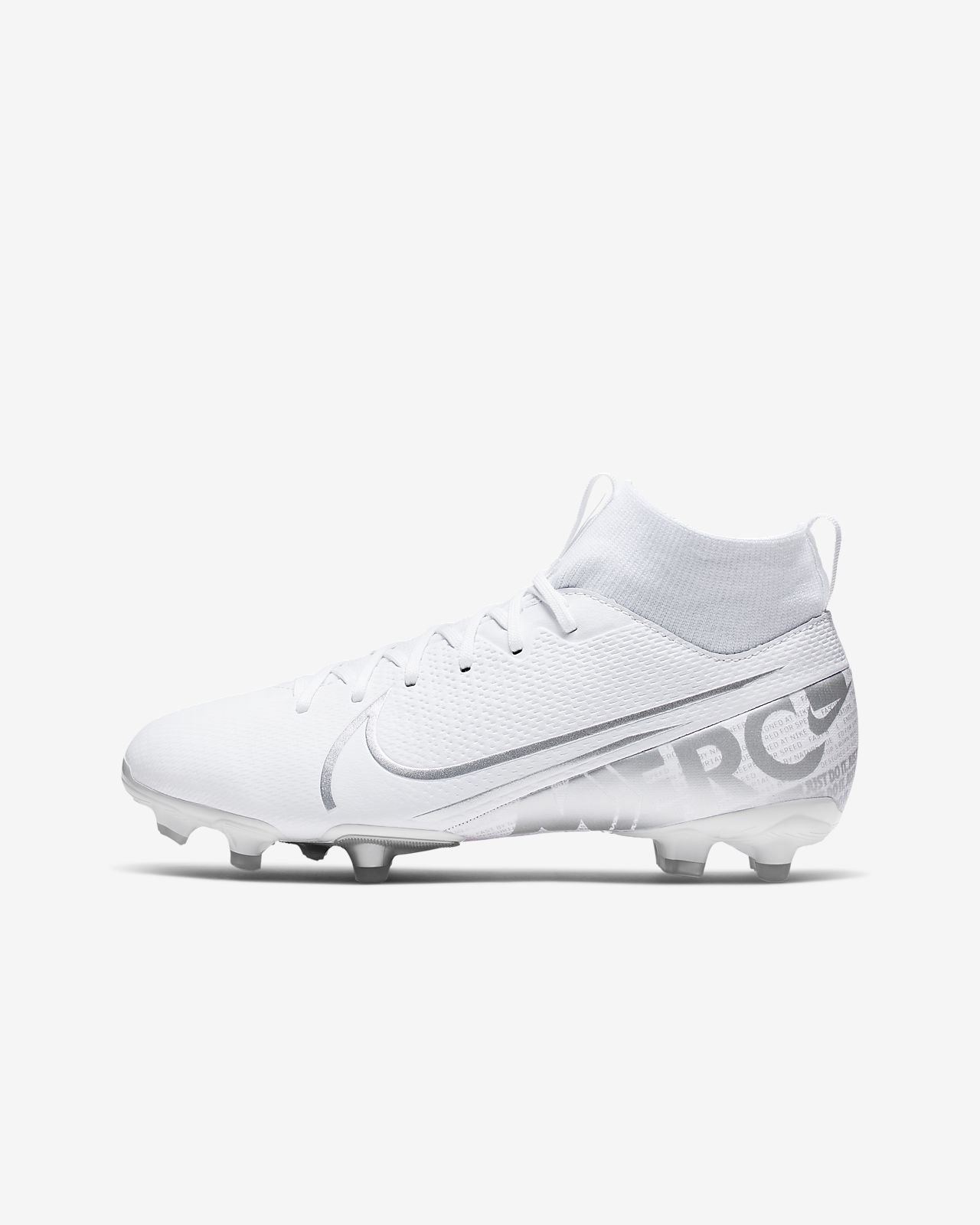 Chaussure de football multi surfaces à crampons Nike Jr. Mercurial Superfly 7 Academy MG pour Enfant