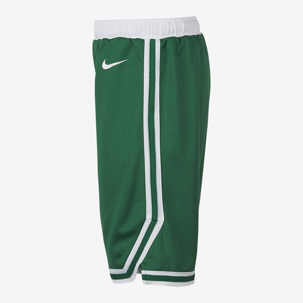 4d6e40ab8de ... Boston Celtics Nike Icon Edition Swingman Big Kids  (Boys ) NBA Shorts