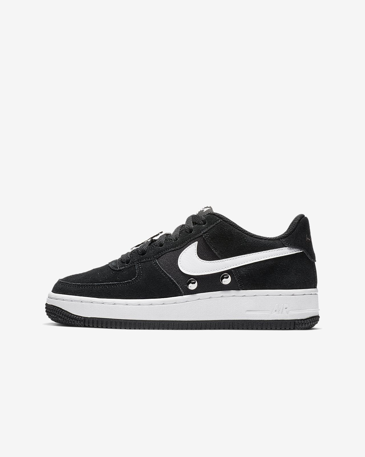 73596de3bb Nike Air Force 1 LV8 Big Kids' Shoe. Nike.com