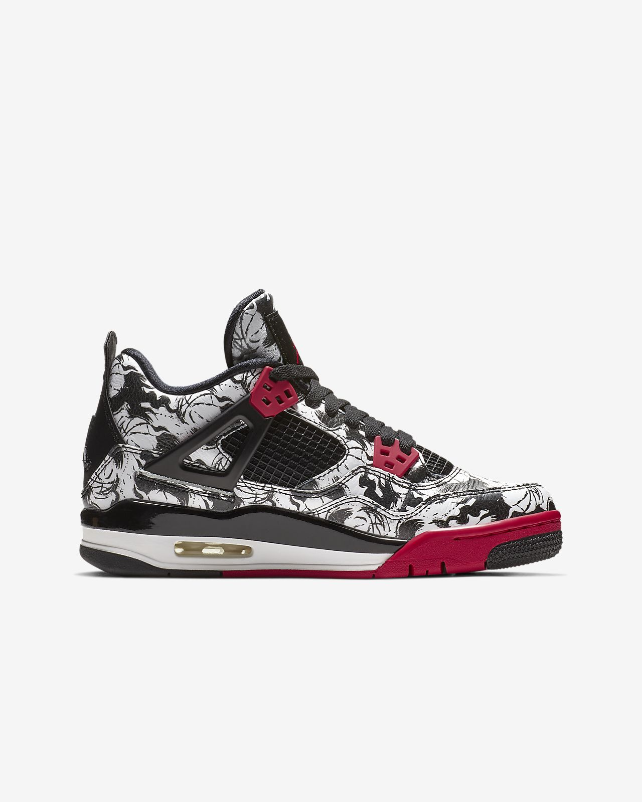 ee6dcade2243 Air Jordan 4 Retro Singles Day Big Kids  Shoe. Nike.com