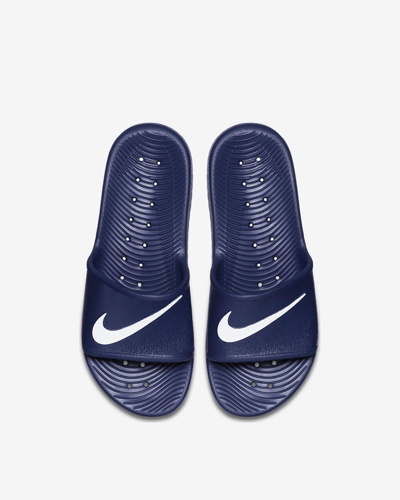official photos 61ac6 b0e1d ... Claquette Nike Kawa Shower pour Homme