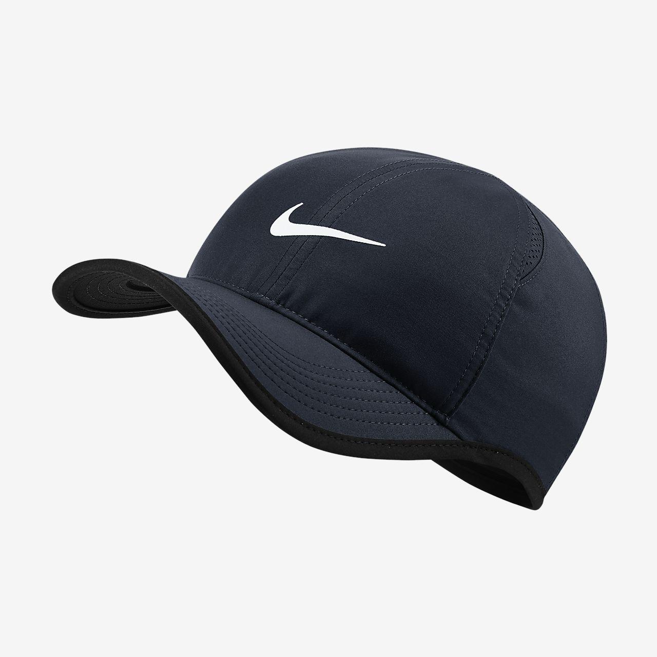 6c32e361 NikeCourt AeroBill Featherlight Tennis Cap. Nike.com