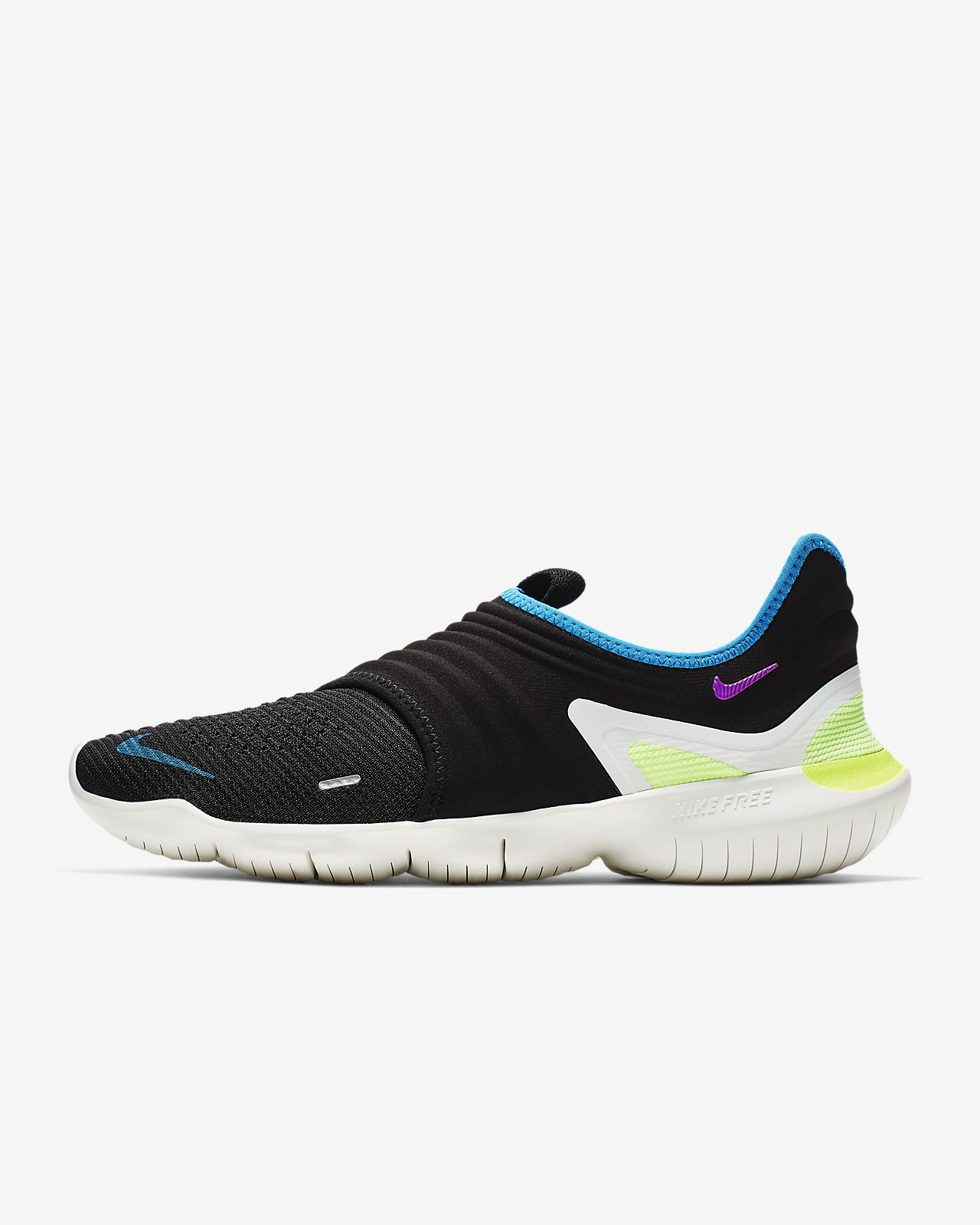 Nike Free RN Flyknit 3.0 Herren-Laufschuh