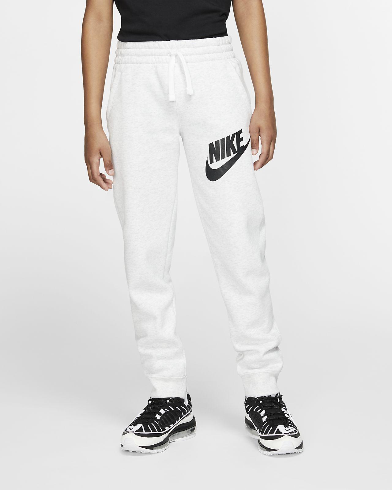 Byxor Nike Sportswear Club Fleece för ungdom (killar)