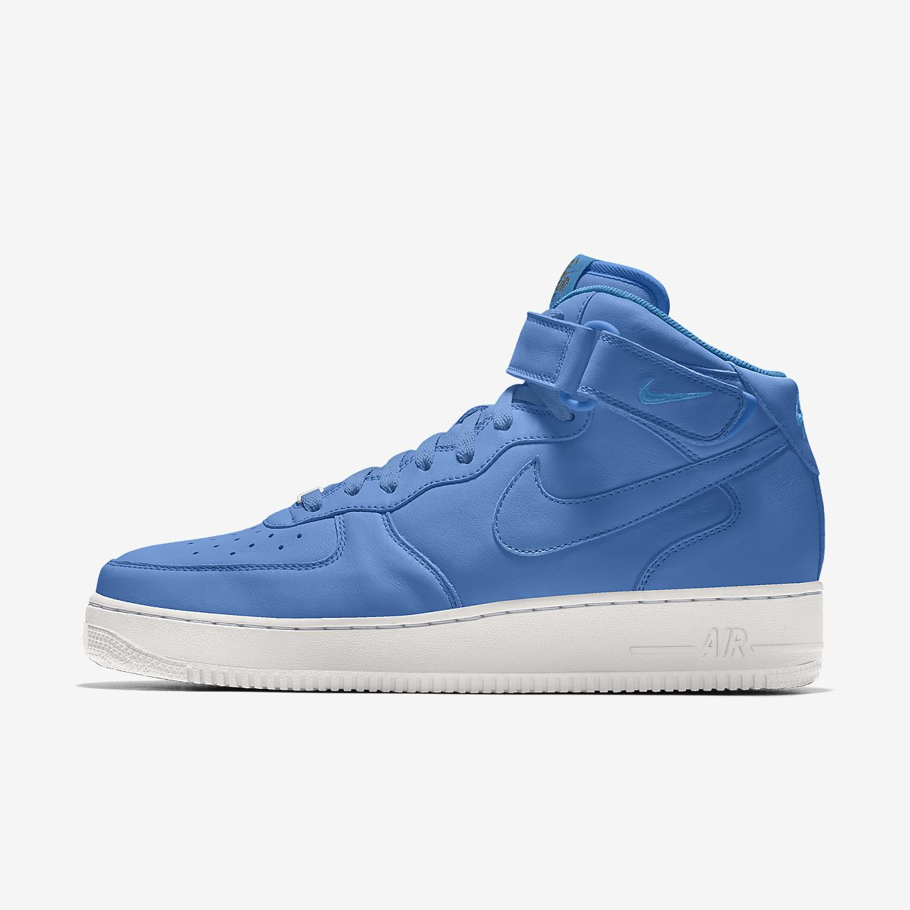 Nike Air Force 1 Mid By You Custom Women's Shoe