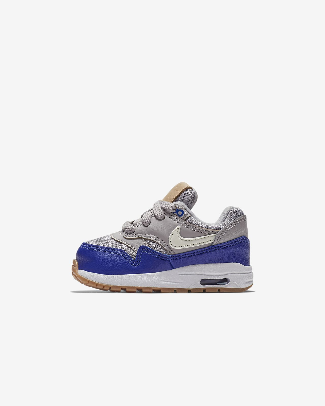 the latest c14ef 94509 Nike Air Max 1 Schoen voor babyspeuters