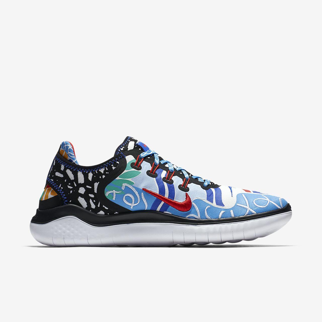 ... Nike Free RN 2018 T-Shirt for Your Feet Men's Running Shoe