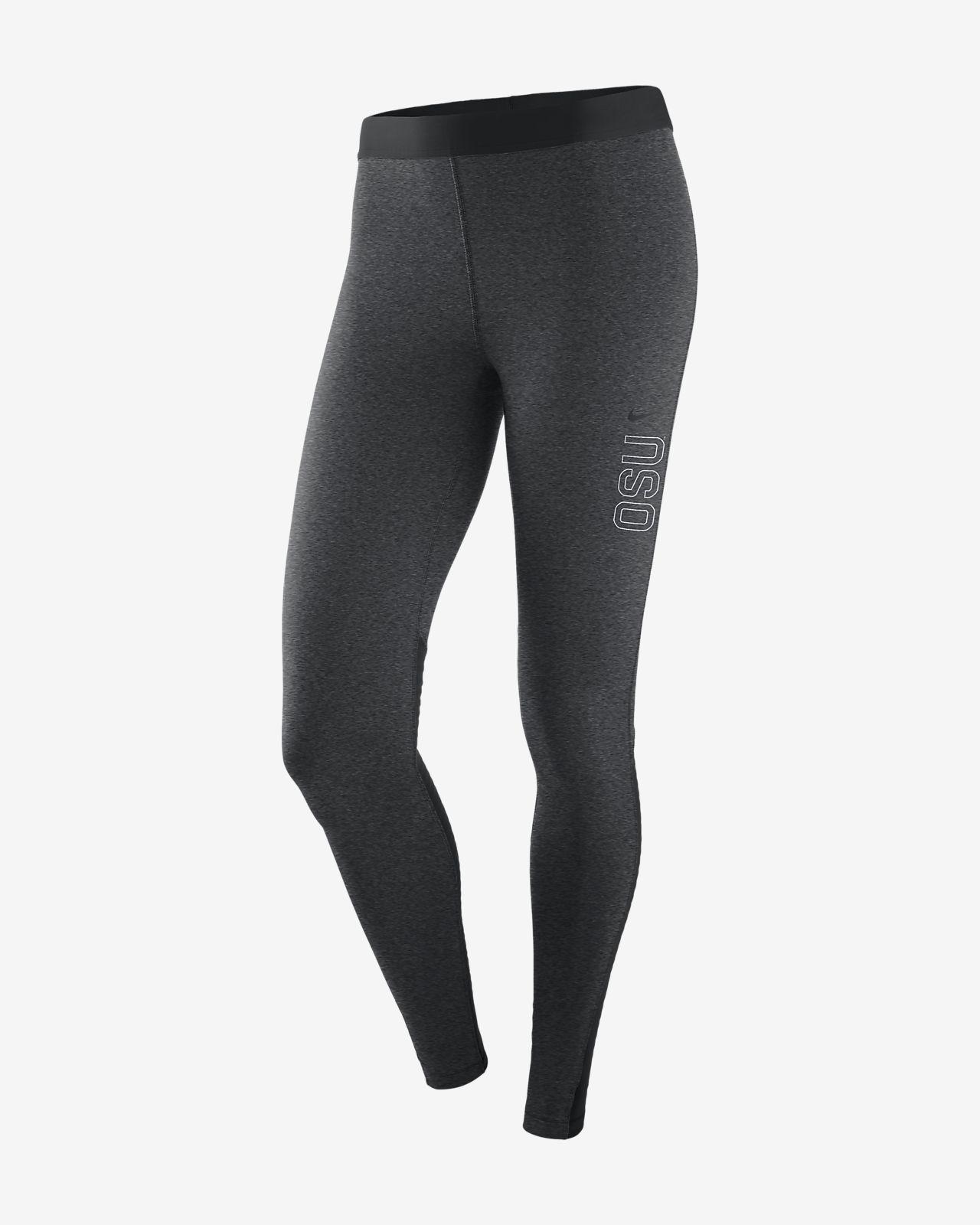 Nike College Pro Warm (Ohio State) Women's Tights