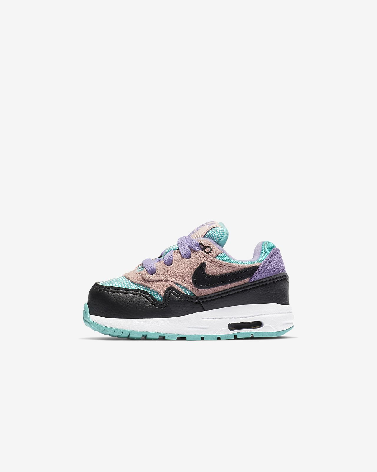 best service 4620d cfc24 Nike Air Max 1 Infant Toddler Shoe. Nike.com